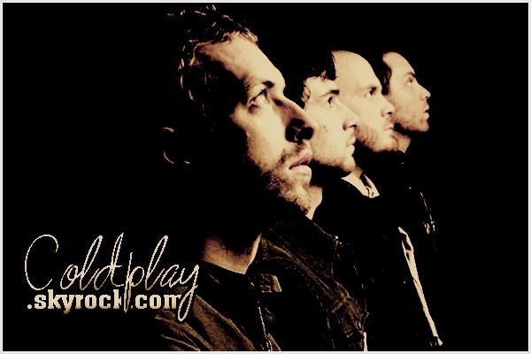 . COLDPLAY.SKY' : Ta source N°1 pour suivre toute l'actualité du groupe UK, Coldplay.