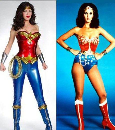 ******* :D Le tenue de la nouvelle Wonder Woman a provoqué le courroux de la presse américaine. :-# *******