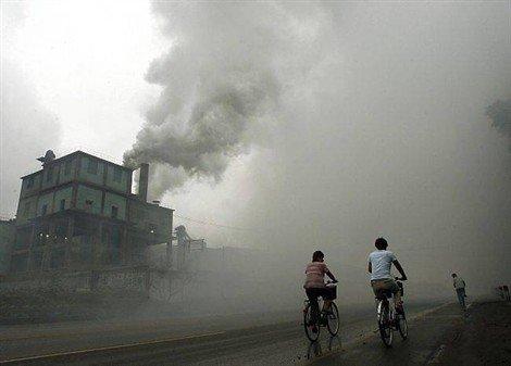 Pollution des eaux chinoises : Greenpeace étale le linge sale des marques de sport