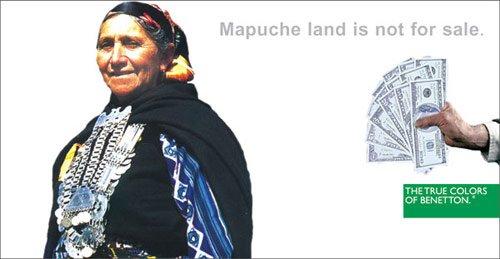 **Honteux : Benetton force des aborigènes de Patagonie à abandonner leurs terres**
