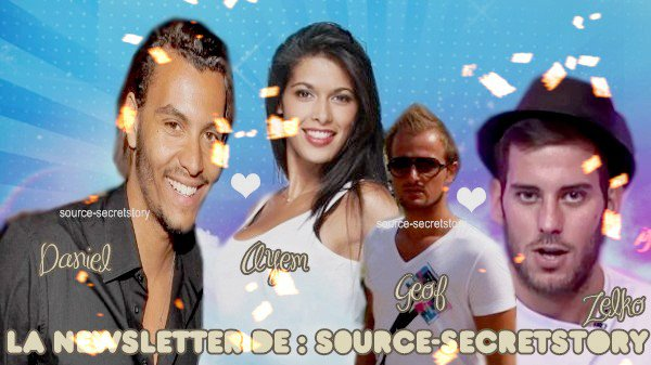 La newsletter de source-secretstory.