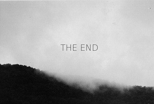 La fin ♥