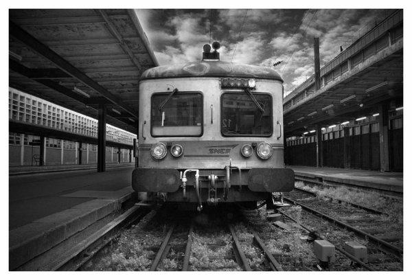 Les trains...