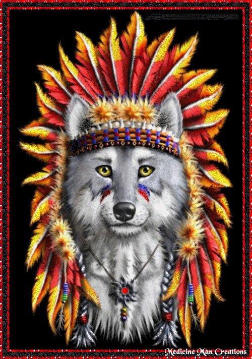 La bataille des loup