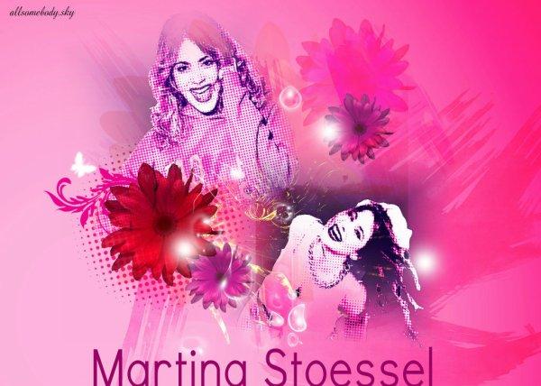 Stars : Martina Stoessel