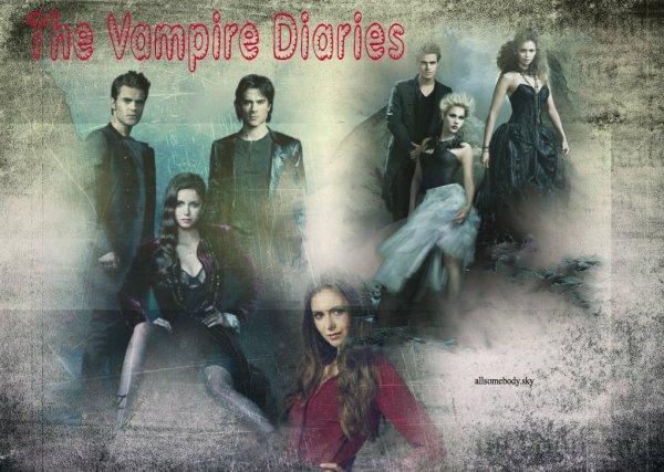 Séries : Vampire Diaries