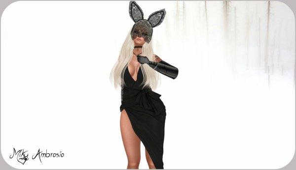 ☆ Black Bunny ☆