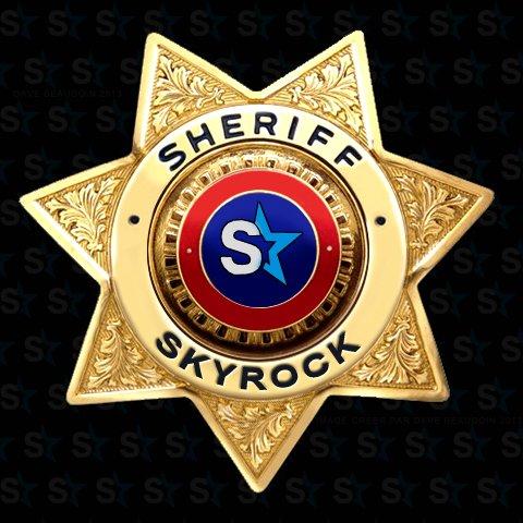 *********************************** SKYROCK SHERIFF ***********************************