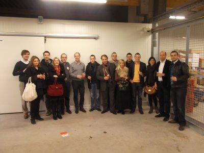 Inauguration du Red Market à Jemeppe-sur-Meuse