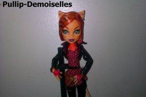 Présentation De Toralei Basique ~ Ma Troisième Monster High