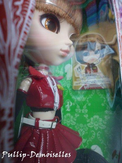 Arrivée de Meiko