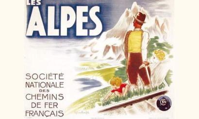 HAUTES ALPES AFFICHES