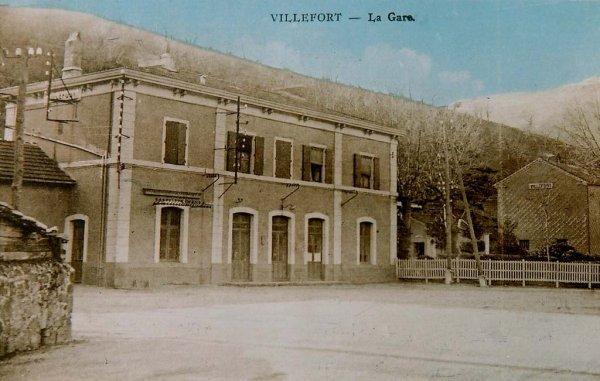 LOZERE VILLEFORT