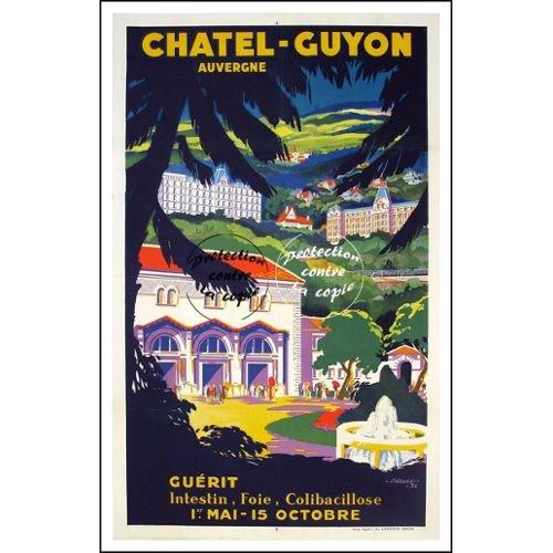PUY DE DOME CHATEL GUYON 2