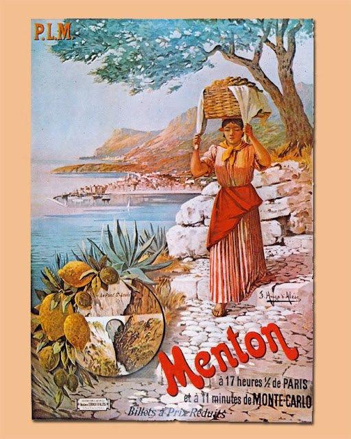 ALPES MARITIMES MENTON