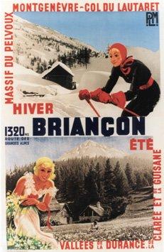 HAUTES ALPES BRIANCON