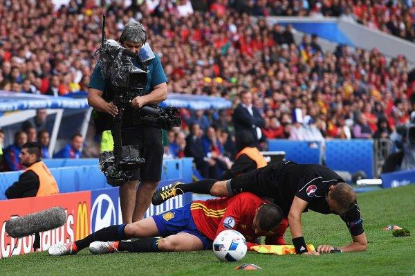 L'Espagne bat la République Tchèque (1-0)