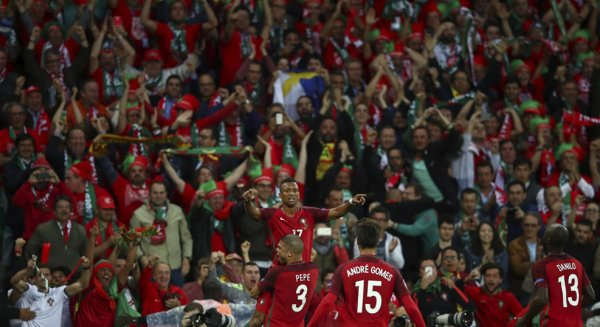 L'islande tient en échec le Portugal (1-1)