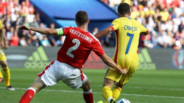 Match nul pour la Roumanie et la Suisse (1-1)