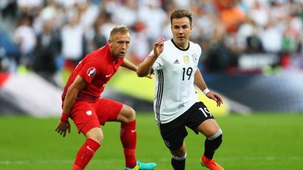 La Pologne tient en échec l'Allemagne (0-0)