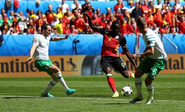 La Belgique s'impose face à l'Irlande (3-0)