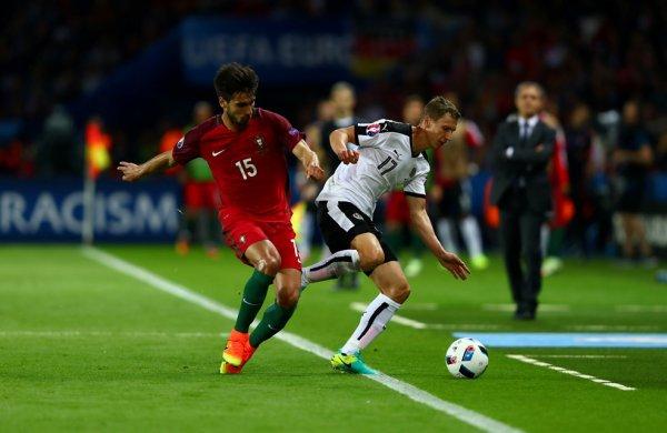 Le Portugal n'arrive pas à s'imposer face à l'Autriche (0-0)