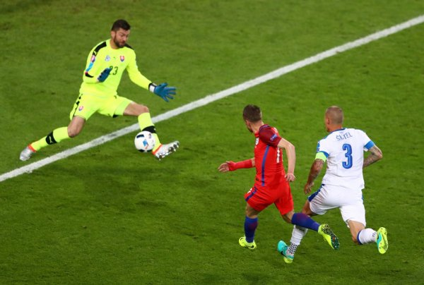 Match nul pour la Slovaquie et l'Angleterre (0-0)