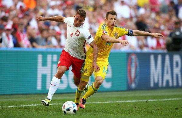 La Pologne s'impose devant l'Ukraine