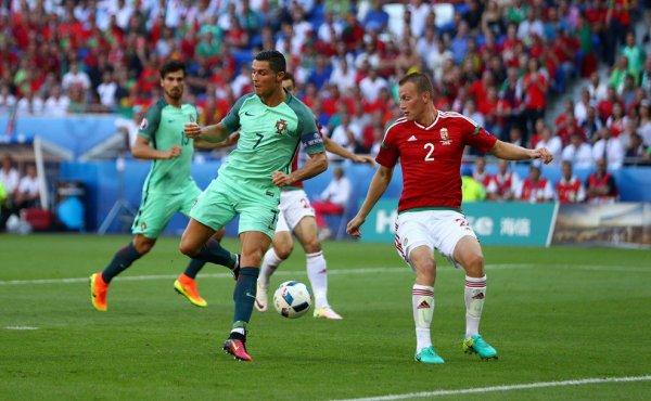 Le Portugal accroche la Hongrie (3-3)