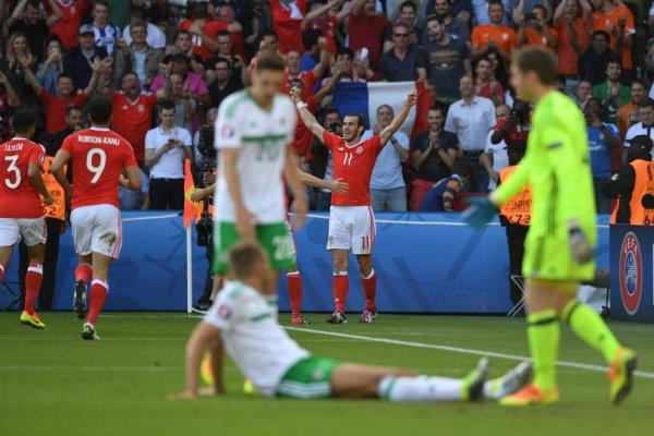 Le Pays de Galles bat l'Irlande du Nord (1-0)