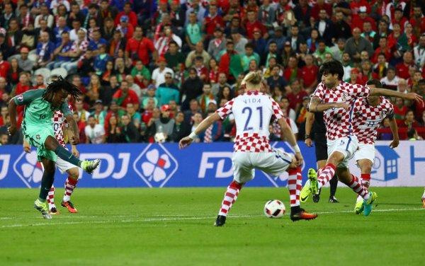 Victoire dans les prolongations pour le Portugal face à la Croatie (AP 1-0)