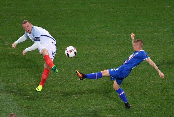 L'Islande créé la surprise et élimine l'Angleterre (2-1)