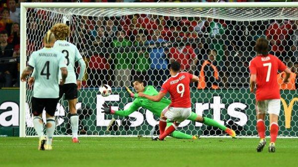 Le Pays de Galles s'impose face à la Belgique (3-1)