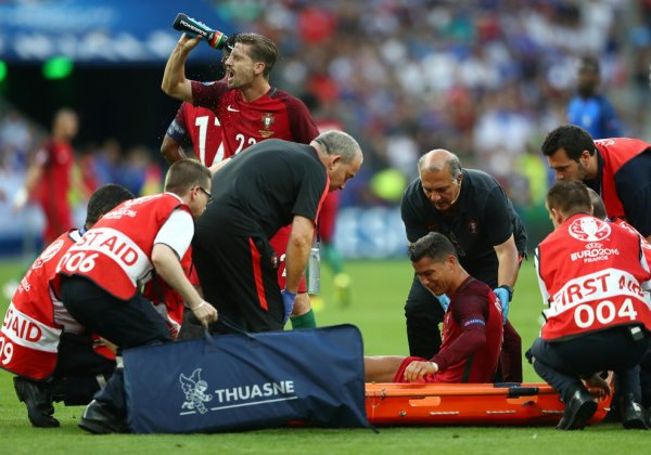 La France échoue en finale et laisse la coupe au Portugal (0-1)