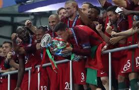 Le Portugal vainqueur de l'Euro 2016