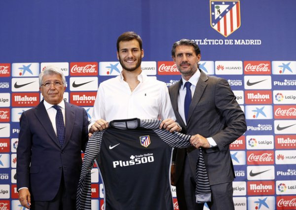 Bienvenue André Moreira