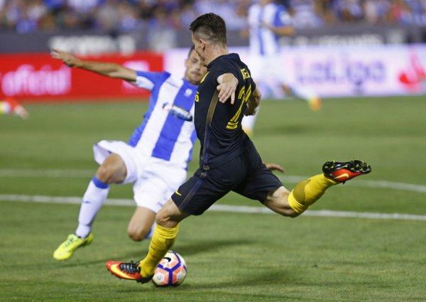 L'Atlético encore tenu en échec face à Leganès
