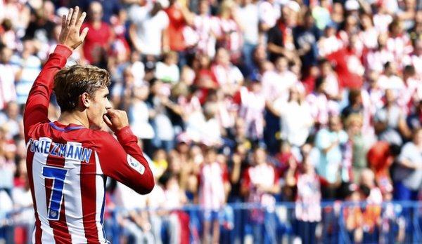 Plus de photos du match Atletico Madrid - Sporting Gijon
