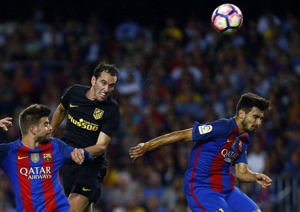 L'Atlético ramène un bon point du Camp Nou