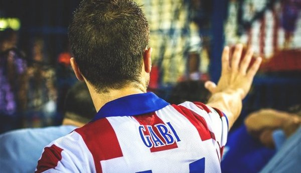 Gabi prolonge jusqu'en 2018