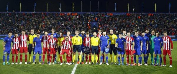 Petite victoire contre Rostov en ligue des champions