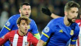 Bonus du match Atlético Madrid - Rostov