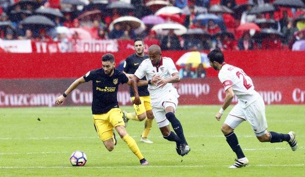 Première défaite de l'Atlético