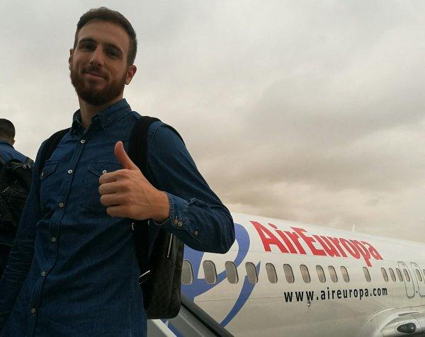 Voyage et arrivée à Séville