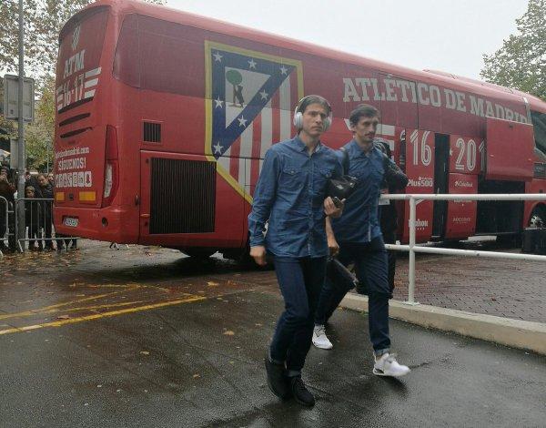 Les Colchoneros viennent d'arriver !!! Attention à la Real Sociedad !!!