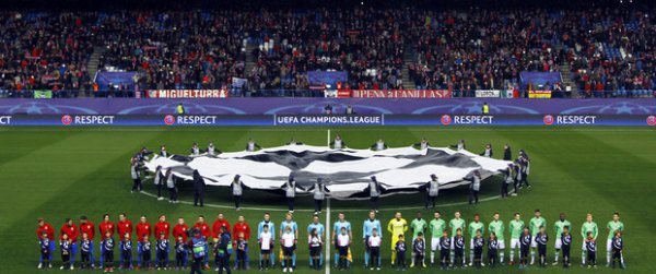 L'atlético gagne face au PSV