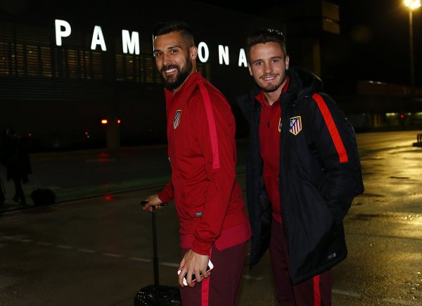 Arrivée à Pamplona