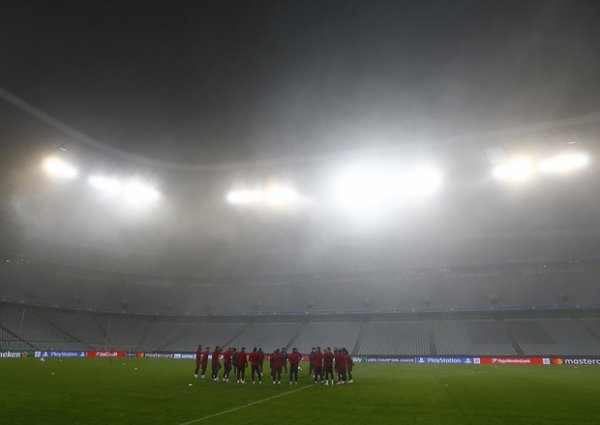 Prêt contre le Bayern