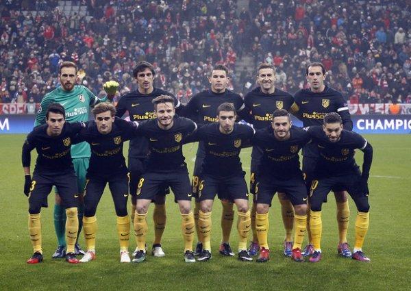L'Atlético s'incline 1-0 face au Bayern Munich