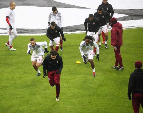L'avant-match